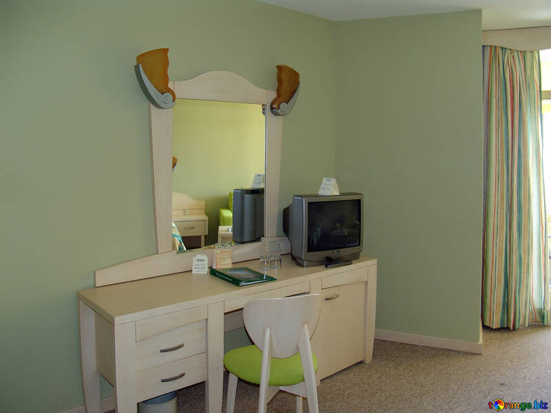 Dressing  table. №7959