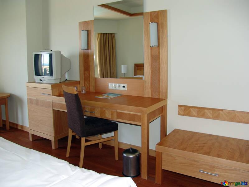 Interior Hospitalidad Cuartos №7966
