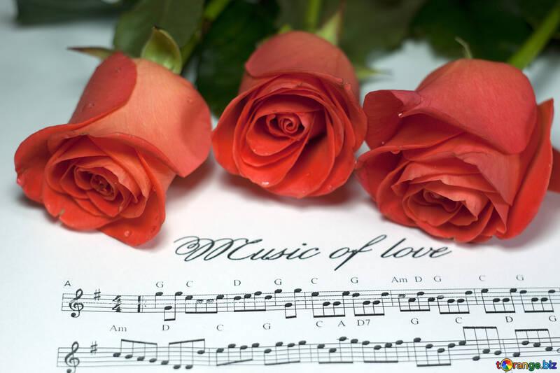 Love  music №7264