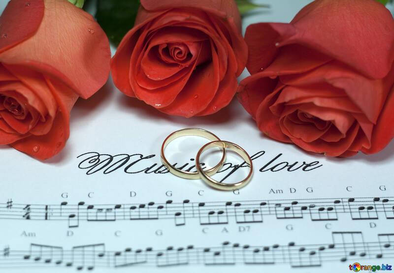 Мелодия для влюбленных №7267