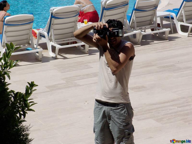 Fotografen Strand Fotograf Dienstleistung 7848