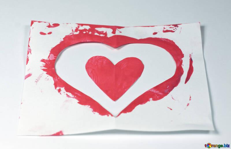 14 De Febrero Día De San Valentín Tarjeta Del Día De San
