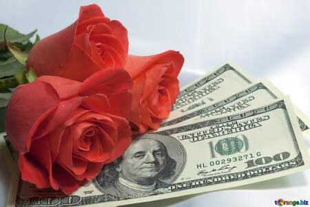 Roses and dollars. №7269