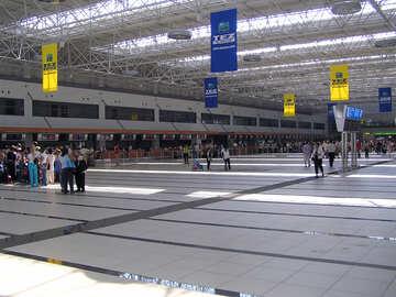 Terminal  airport   . Antalya, Turkey. №8014