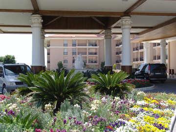 Eingang Hotel №8476