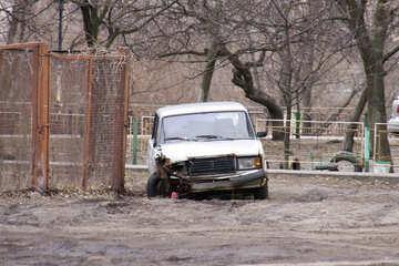 Abandoned  auto №8685
