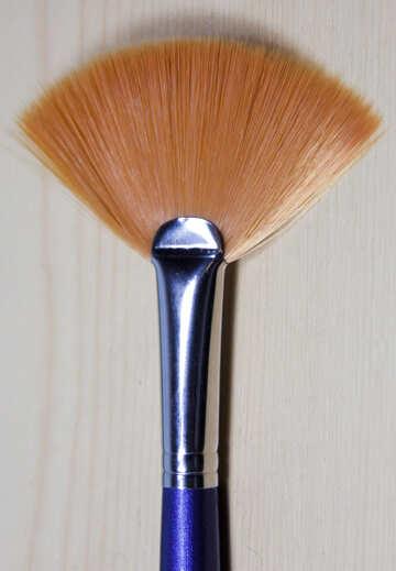Broad  brush №8976
