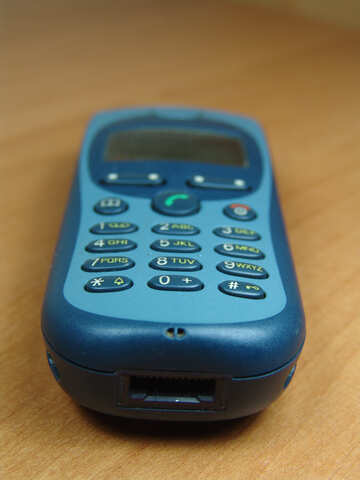 Old  mobile  phone №8974