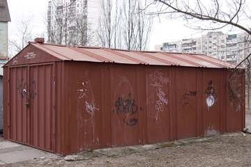 Garage №8680