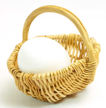 Chicken  Egg   basket №8208