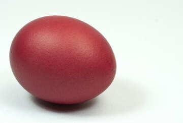 Red  egg №8228