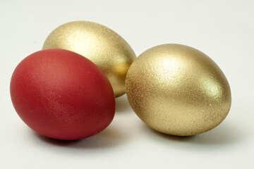 Pure  eggs. №8231