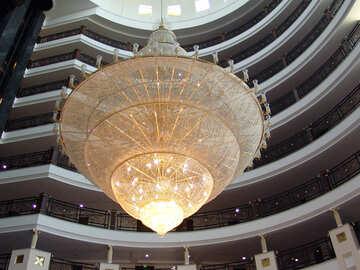 Huge  chandelier №8318