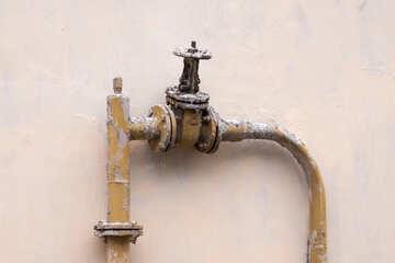 Gas  valve №8718