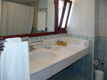 Window toilet №8388