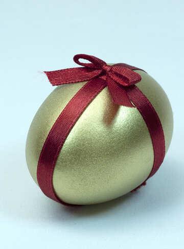 Gold  Easter  egg №8146