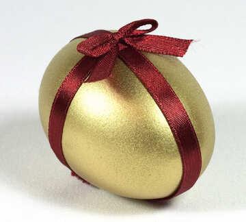 Gold  Egg №8222