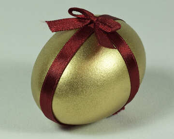 Gold  Egg  to  Easter №8221