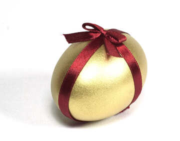 Egg  of the  Gold   ribbon №8225