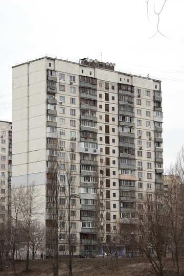 Residential  House  №8733
