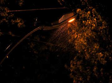 Gocce pioggia lanterna. №8062