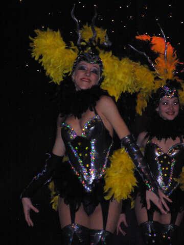 Ballerini uno notte Club №8260