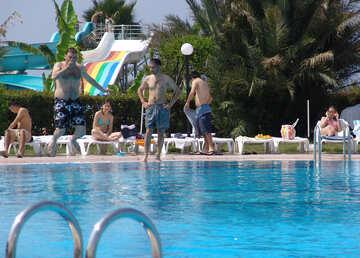 Hop  in  Pool №8805