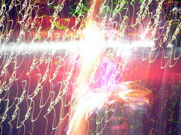 Von . Dancing  lights. №8267