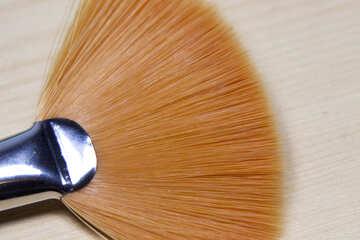 Paint brush  Texture. №8997