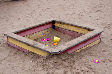 Sandbox  at  child  site №8716