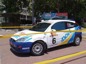 WRC Sammlung Die Türkei №8249