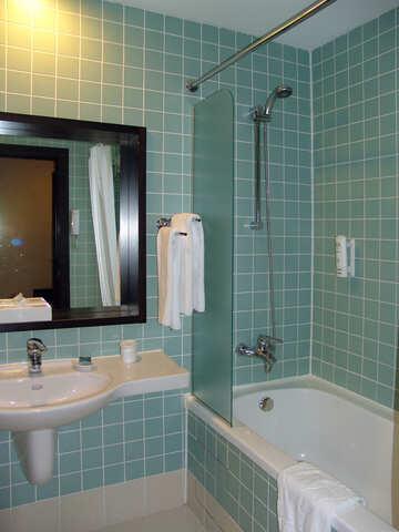 Bathroom  Room №8420