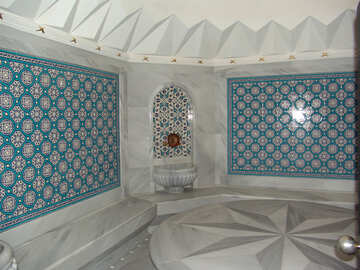 Turkish  Bath №8943