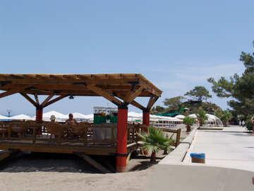 Beach  canopy   sap №8555