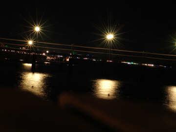 Night  beach №8505