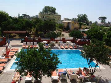 Cheap  Turkish  hotel №8355