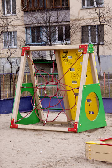 Kids  playground. Web. №8673