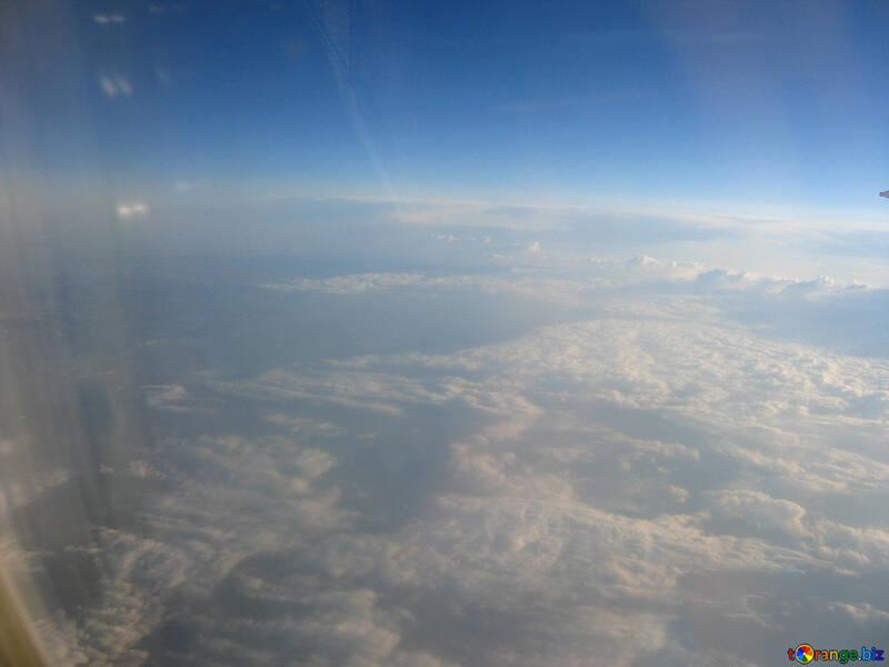 Alto de nubes. №8025