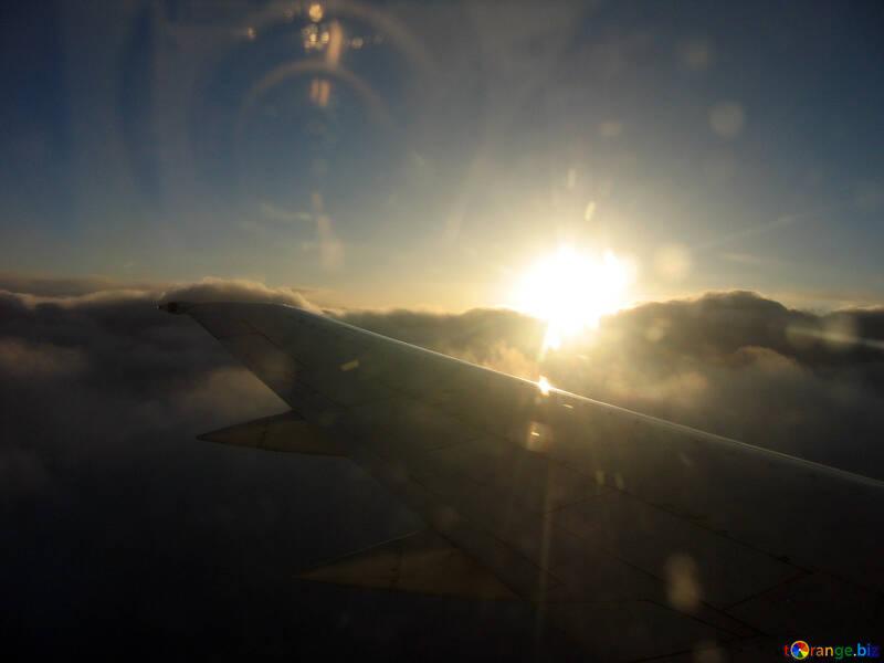 Sun de nubes №8020
