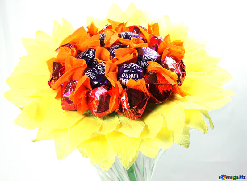 Süßigkeit  Blume №8628