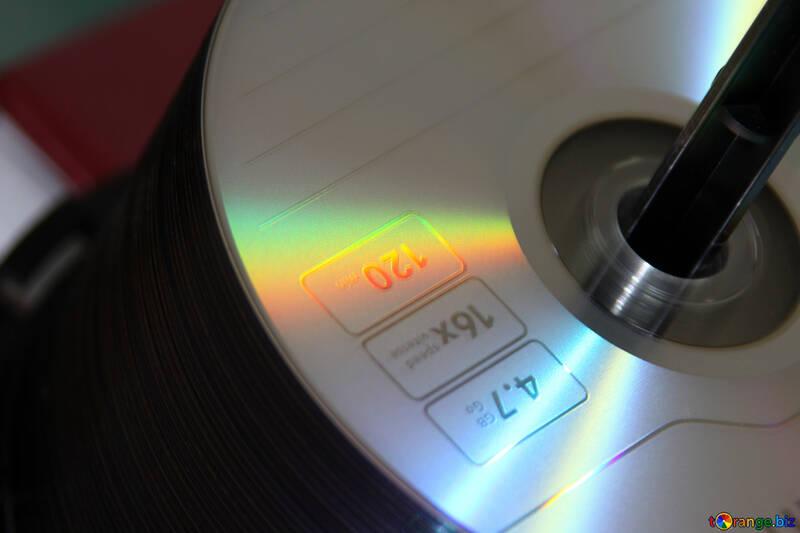 DVD  Disks  №8644