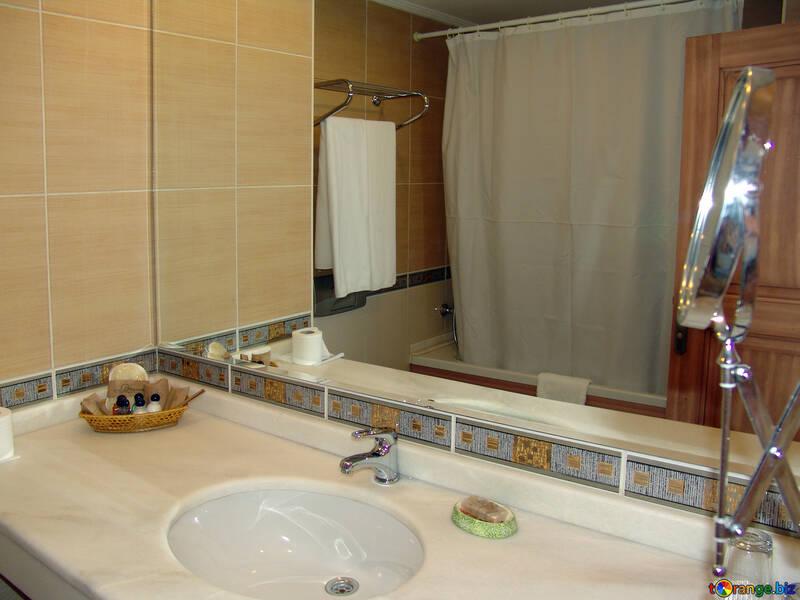 Groß Spiegel Badezimmer №8405