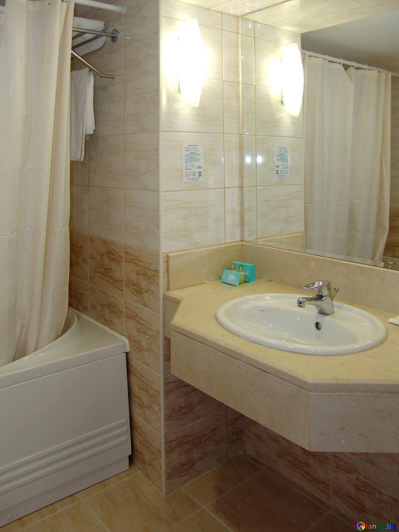 Seife und Shampoo Hotel №8397