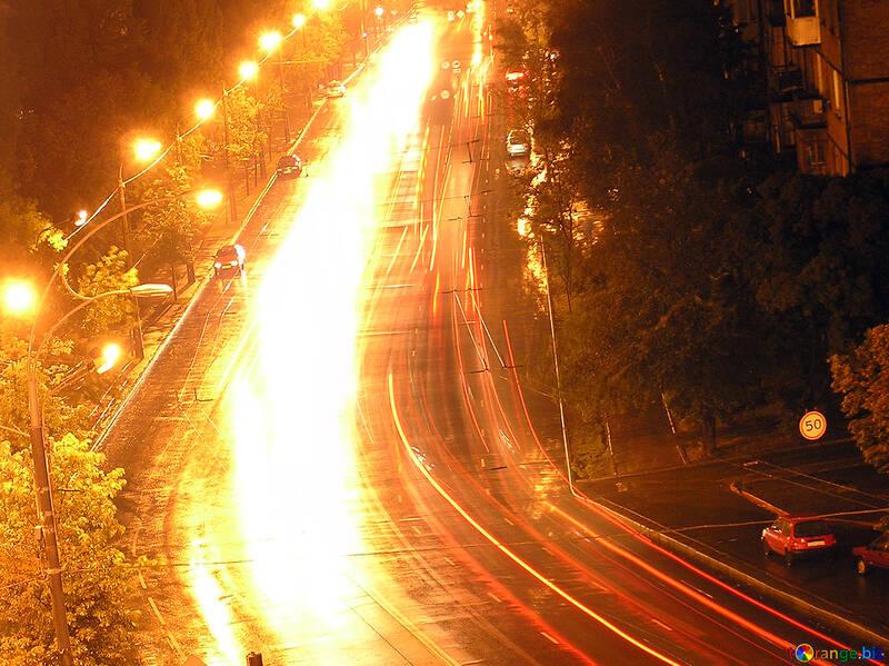 Night- highway №8061