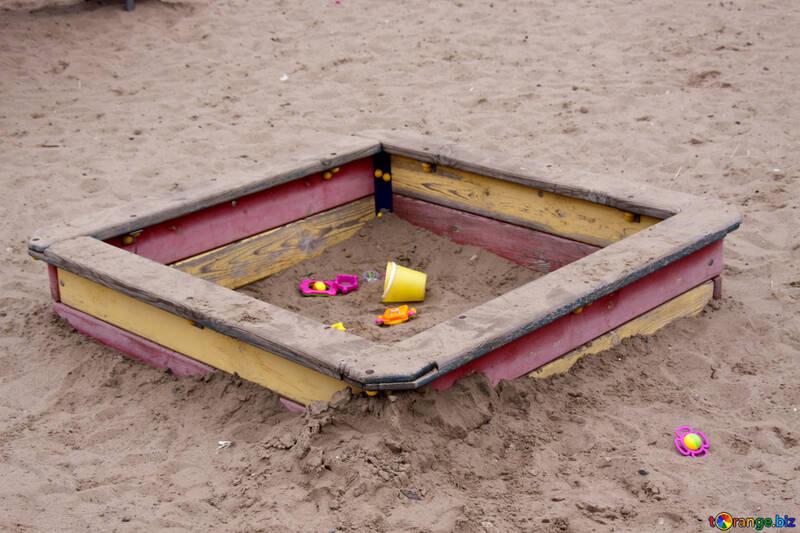 Sandbox  at  child  site №8716