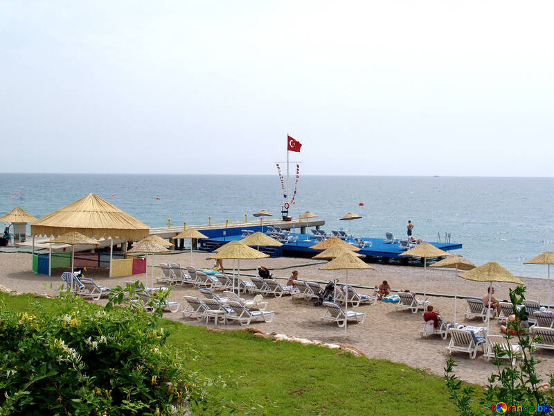 турецкие пляжи сегодня фото цирк