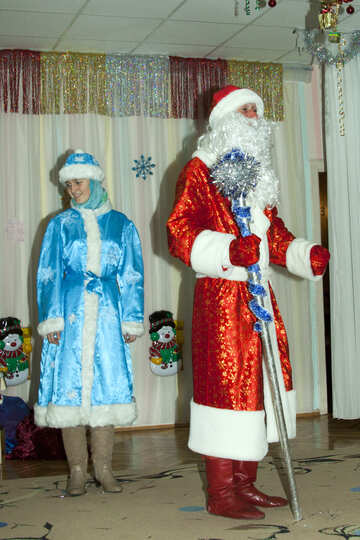 New Year`s Eve performance for Children №9865