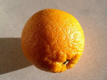 Orange  on  table №9210