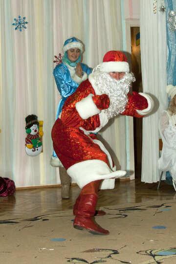 Santa claus №9823