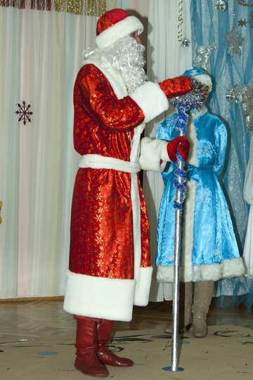 Santa Claus №9827